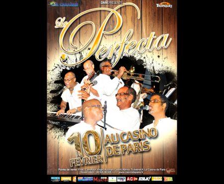 La Perfecta en concert exceptionnel ! L'évènement du début de 2013 ! – Paris le 10 fevrier