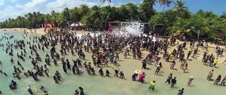 Ste Lucia: MERCURY EVENTS TOUR