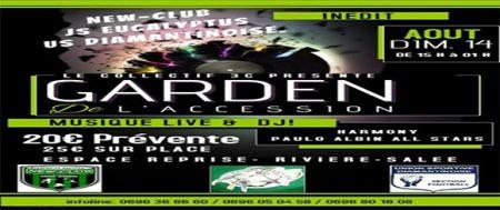 l'Espace Reprise: Garden De L'accession