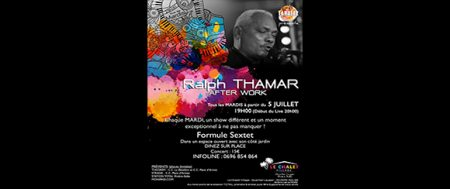 Au Chalet Village – Ralph Thamar et ses amis musiciens tous les mardis – Agenda soirées Martinique