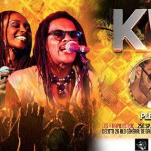 Kwaxikolor au Dream Club avec Pleen en invité 11 novembre