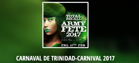 CARNAVAL DE TRINIDAD-CARNIVAL 2017