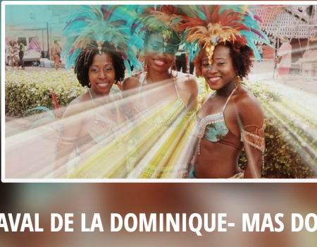CARNAVAL DE LA DOMINIQUE- MAS DOMINIK
