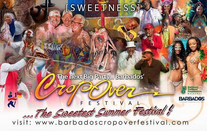 Crop Over Barbados – Carnaval de Barbade 2017 du 03 au 08 Aout 2017