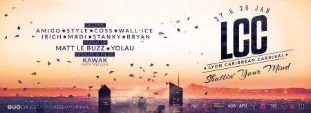 LYON CARRIBEAN CARNIVAL LE 28 ET 29 JANVIER – Agenda soirées Antillaises Carnaval Lyon