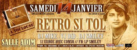 RÉTRO SI TOL » TOUR» A TOULOUSE – Agenda soirées antillaises Toulouse