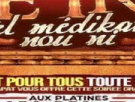 RETRO Sé SèL MEDIKAMEN NOU NI DRESS CODE MILITAIRE OU CAMOUFLAGE  – Agenda soirées antillaises Paris