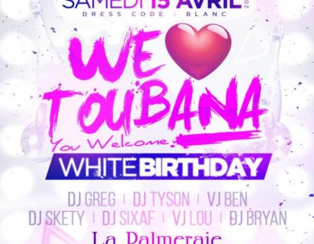 La Palmeraie : We Love Toubana: La Meilleure soirée caribéenne de Paris – Agenda soirées antillaises Paris