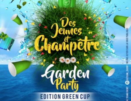 GARDEN PARTY DES JEUNES ET CHAMPETRE – Agenda soirées Guadeloupe
