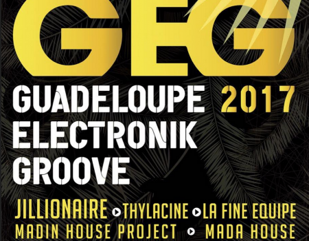 Guadeloupe Electronik Groove 2017