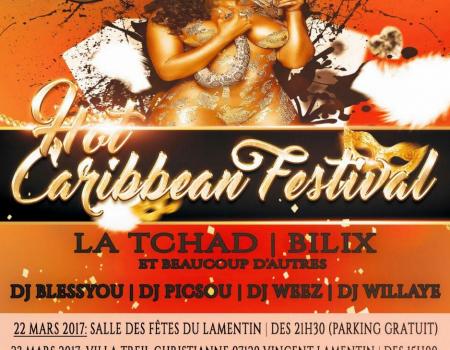 Hot Caribbean festival