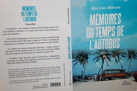 Mémoires du temps de l'autobus. De Max-Jean Milienne