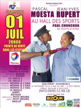Pascal jeanyves: Guadeloupe