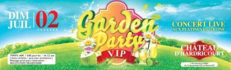 GardenPartyVip: Ile de France