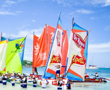 Tour des yoles rondes Martinique 2017: Le programme !!