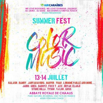 SummerFestival: Ile de france
