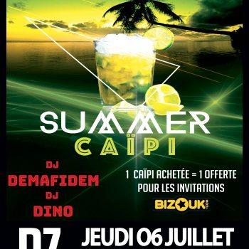 SummerCaïpi: Montpellier