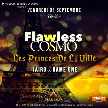 FlawlessCosmo: Paris
