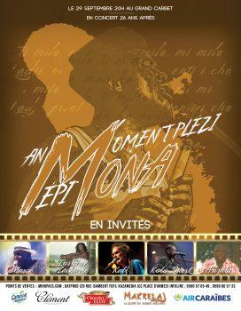 An Moment Plezi Epi MONA: Martinique