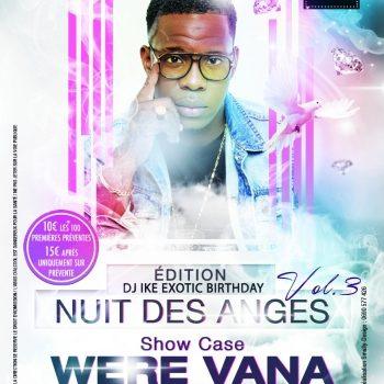 NuitDesAngesVol3: Guadeloupe