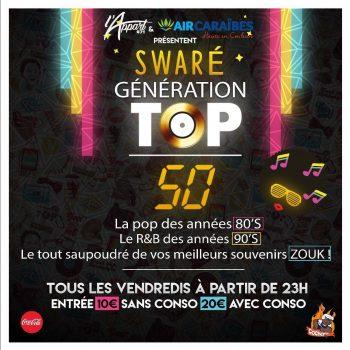 Soirée Top 50