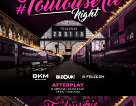 LA TOULOUSERIE NIGHT – SOIREE ANTILLAISE TOULOUSE
