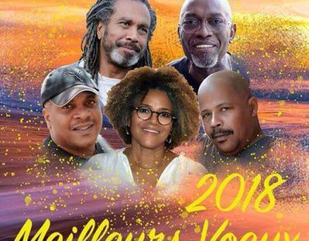 Les Voeux de Kassav pour 2018. Musique !!