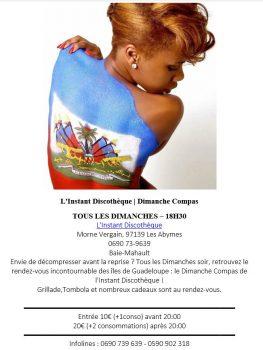 «L'Instant discothèque»: Dimanches Compas..