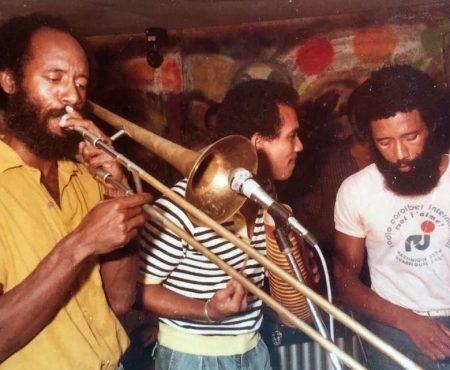 RCI ALL STARS 1984 au Trou Caraïbe au Carbet : Salsa!