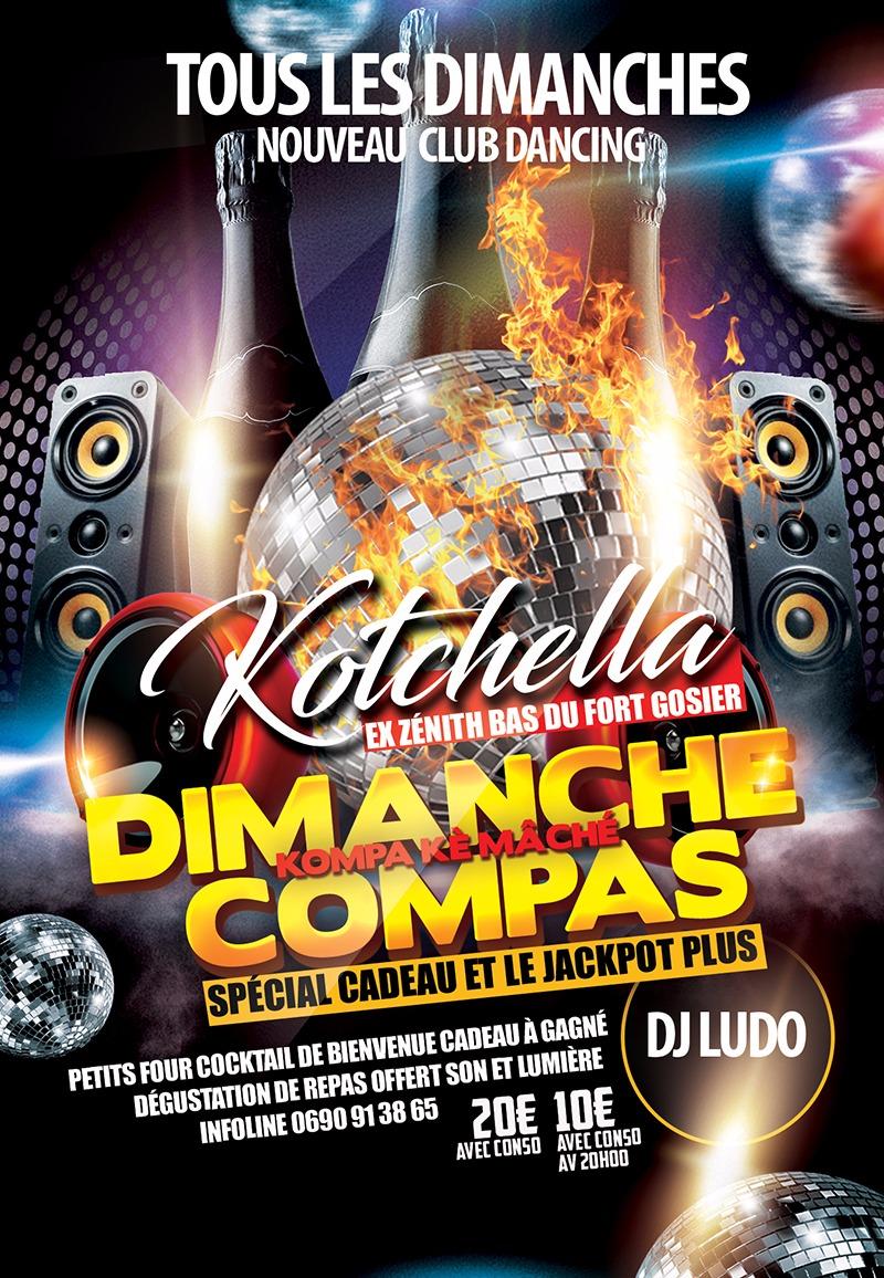 Dimanche Compas du Kotchella