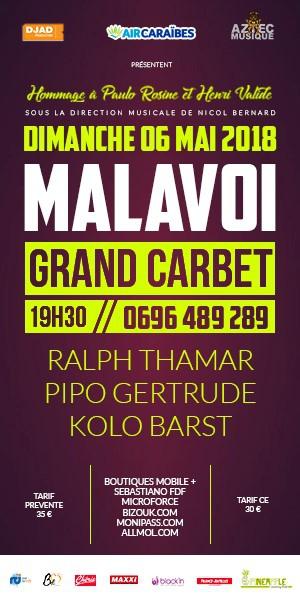 Malavoi, la légende en concert unique