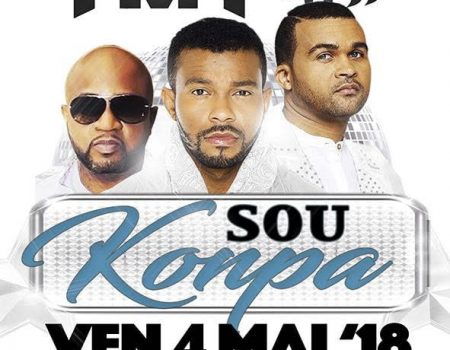 Sou Konpa: Les trois bands du moment en concert.