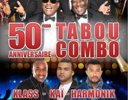 Tabou Combo, les cinquante ans..