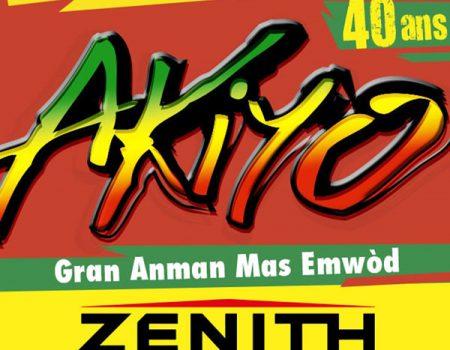 40 bougies soufflées au Zénith