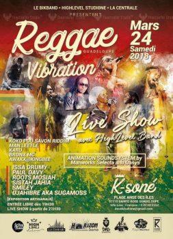 L'incontournable rendez-vous reggae.