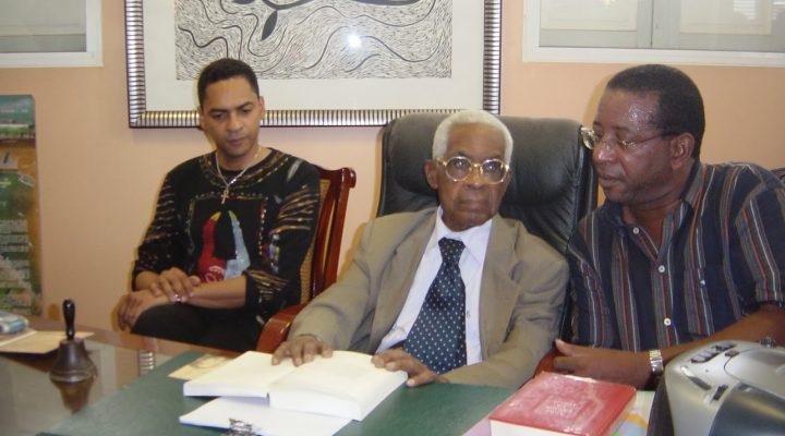 17avril 2008 décès d'Aimé Césaire