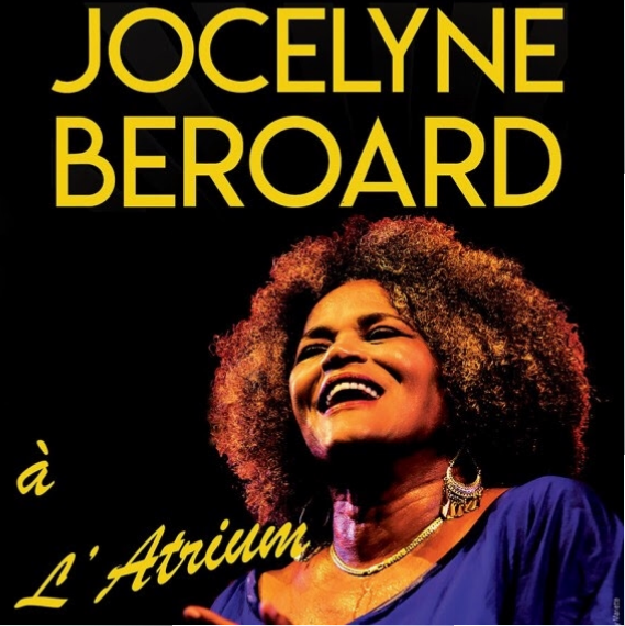 L'Atrium de Jocelyne Béroard 27 mai