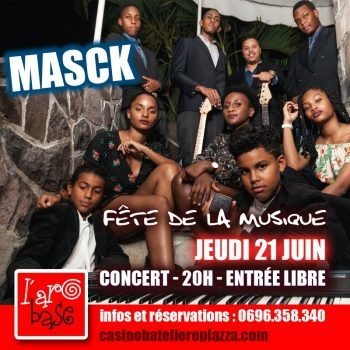 MASCK: Martinique