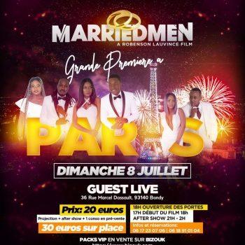 MarriedMen: Paris