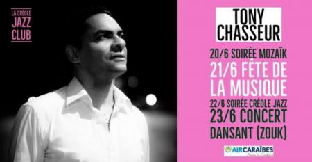 La Créole Jazz Club vous invite à La Fête de la musique