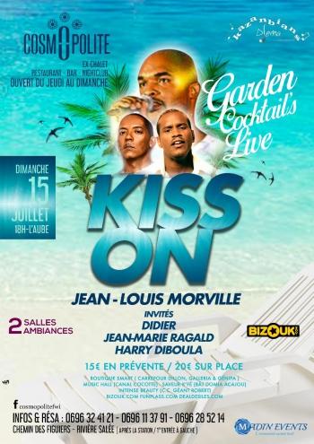 KissOn: Martinique
