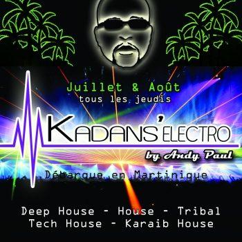 Kadans'Electro: Martinique