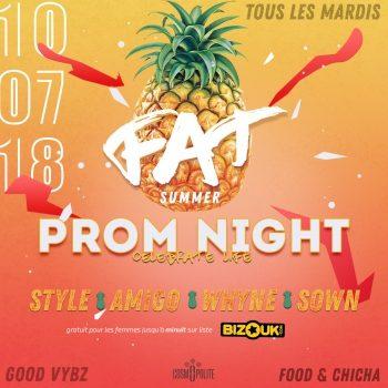 FatSummer: Martinique