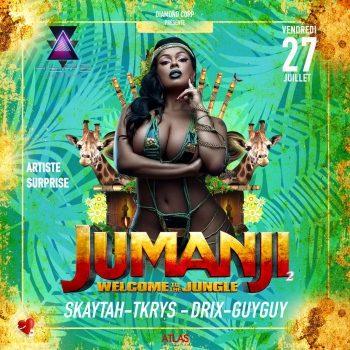 Jumanji: Guadeloupe