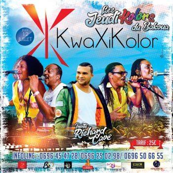 KwaxiColor: Martinique