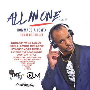 AllInONe: Martinique