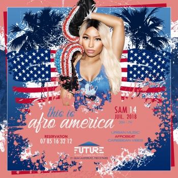 AfroAmerica: Paris