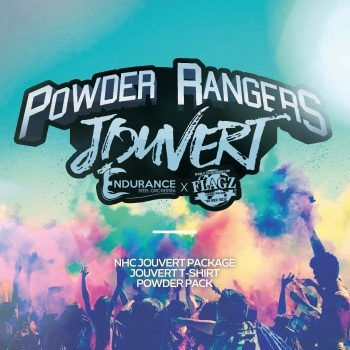 PowderRangers: Londre