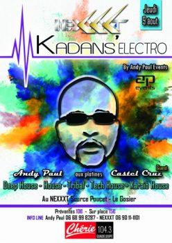 Kadans'sElectro: Guadeloupe