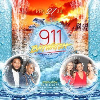 911Baywatch: Paris